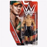 WWE Basic Wrestling Action Figure - John Cena - Series 62